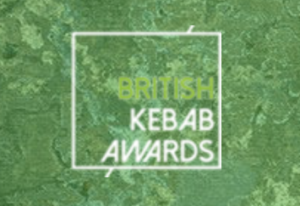 The Kebab Awards Logo Header image