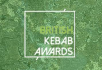 The Kebab Awards Logo Header image